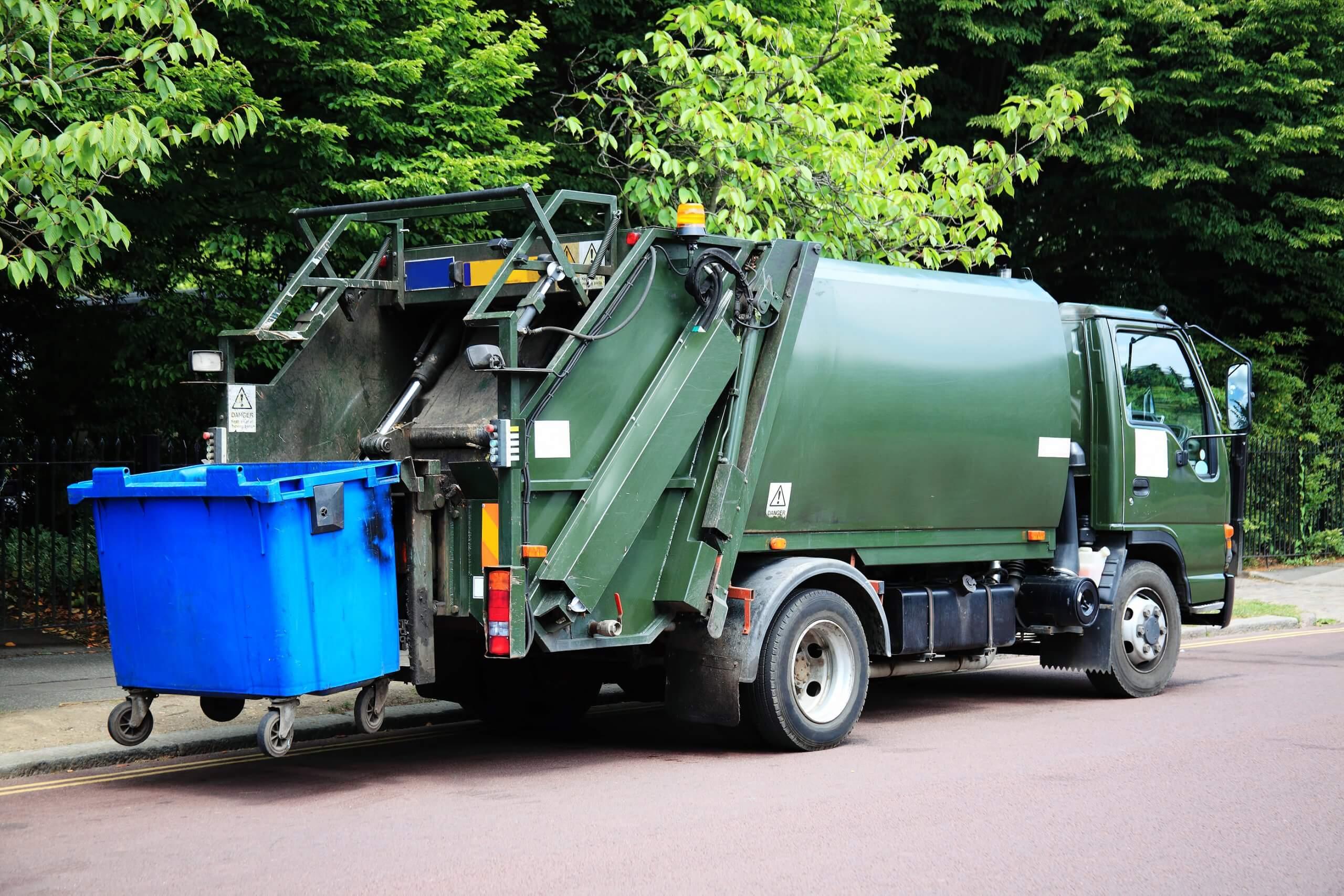 Фирма с лицензией на вывоз отходов