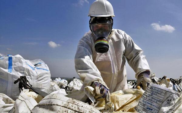 Лицензия на деятельность по обезвреживанию отходов